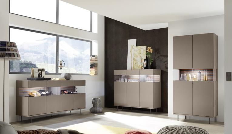 Obývací nábytek Glamour