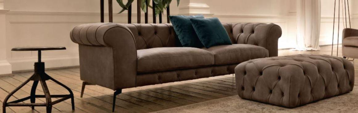 Nesmrtelná klasika Navona sofa