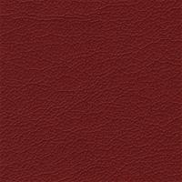 K07 - imitace kůže Soft cihlově červená