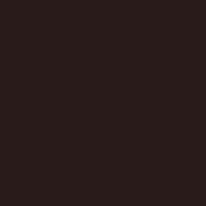 RMA - tvrdá regenerovaná kůže tmavě hnědá