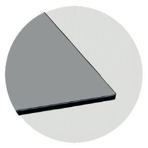 VTSM - kouřové sklo
