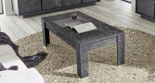 Konferenční stolek Ice-TC MAN šedý mramor