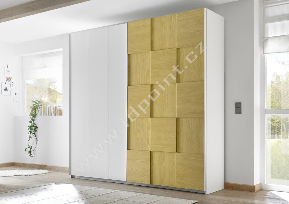 Šatní skříň s posuvnými dveřmi Enjoy-Dama-243