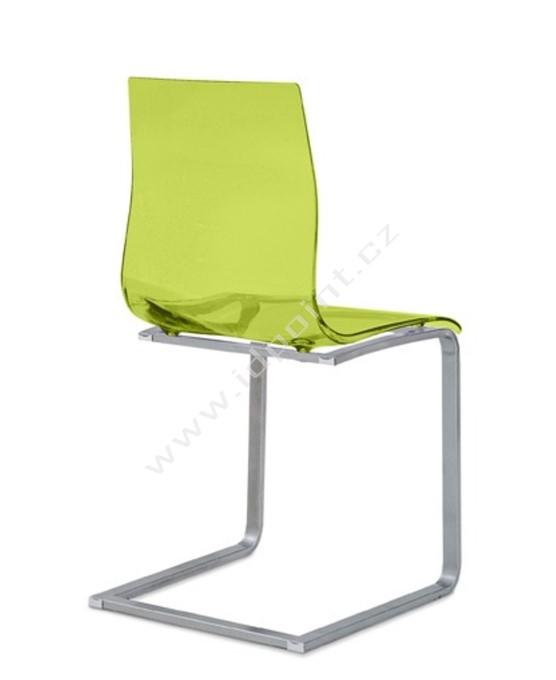 Pohupová jídelní židle Gel-SL
