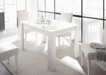 Jídelní stůl Firenze-T-180 LBM bílý matný lak