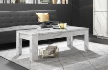 Konferenční stolek Ice-TC MAB bílý mramor