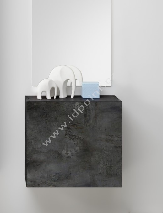 Závěsná skříňka Infinity-A OXI oxidovaný kámen