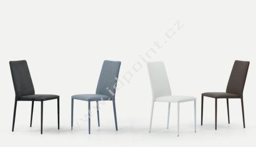 Celočalouněná jídelní židle Optima-TS