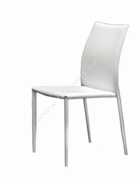 Kožená jídelní židle Maxim-CU