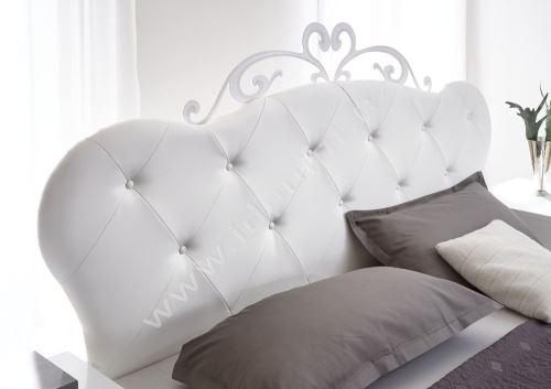 Manželská postel Nivea-P