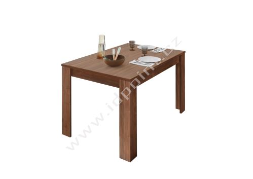 Rozkládací jídelní stůl Urbino-T-137 NCA ořech